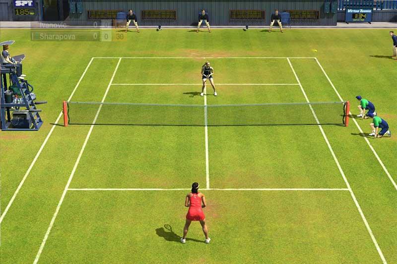 tenis oynanan alan - Tenis oynanan alan - Tenis oynanan alan